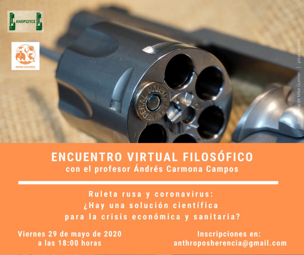 Copia de encuentro virtual de filosofía 1068x895 - Encuentro con el profesor de filosofía Andrés Carmona Campos