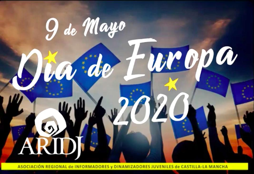 El Servicio de Información Juvenil de Herencia participa en el vídeo de ARIDJ para celebrar el Día de Europa 4