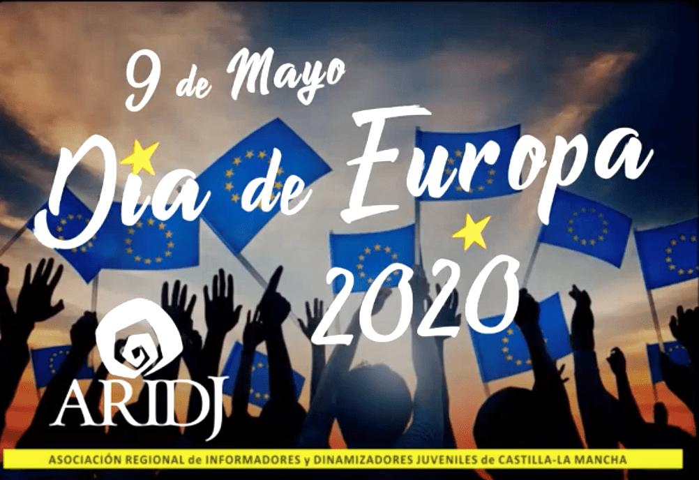 El Servicio de Información Juvenil de Herencia participa en el vídeo de ARIDJ para celebrar el Día de Europa 3