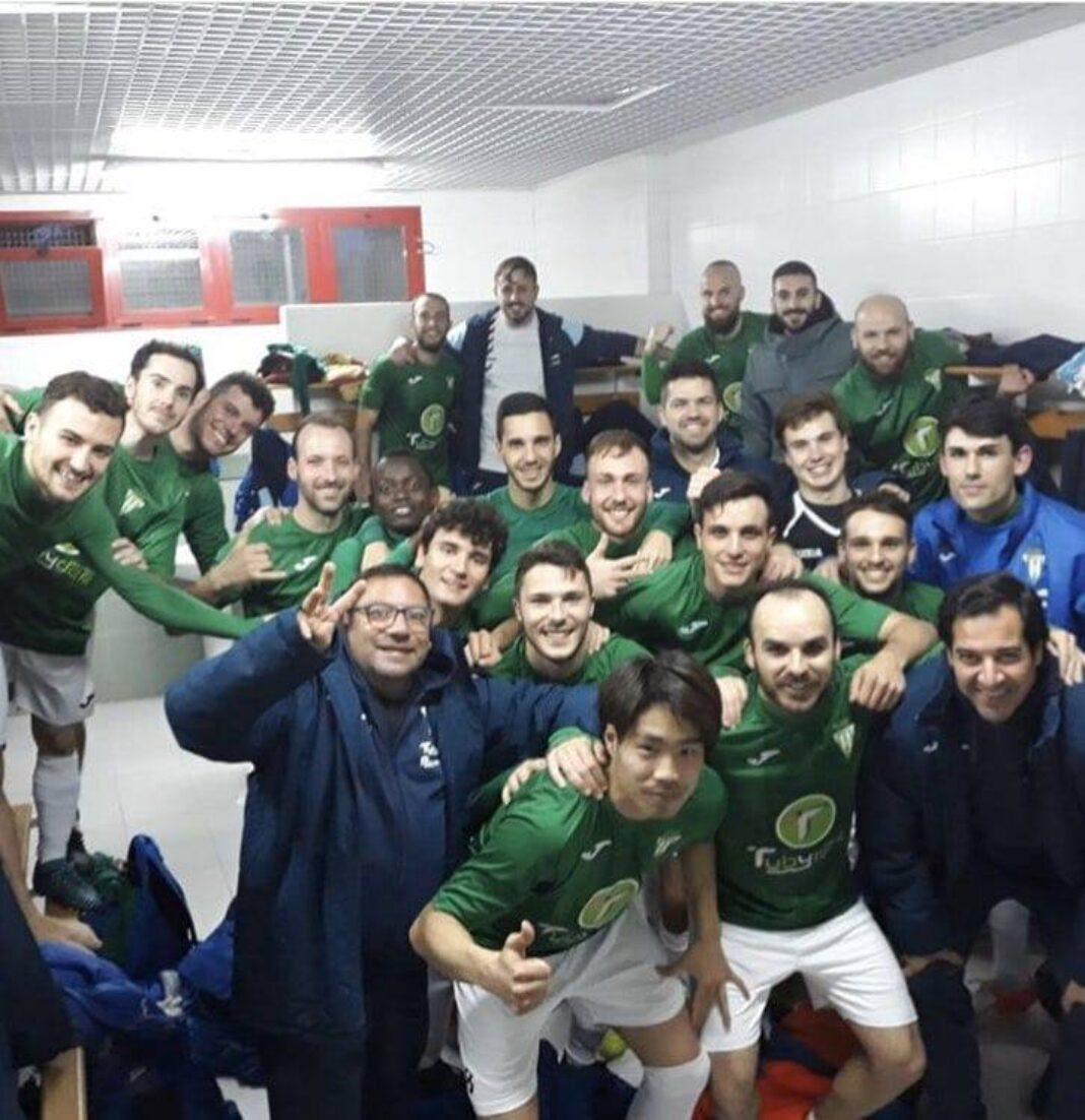 Herencia CF fútbol 1068x1102 - El Herencia Club de fútbol asciende a Primera Preferente