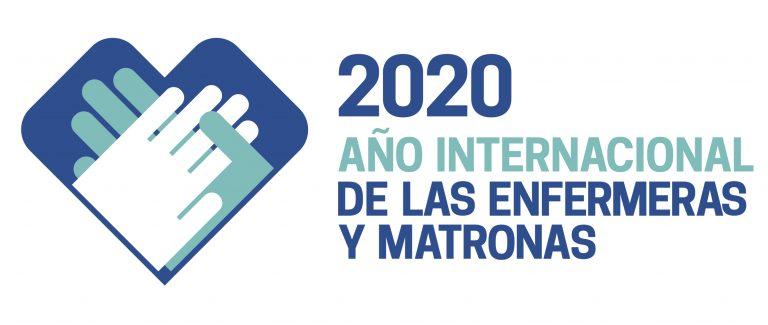Logo A%C3%B1o Internacional de la Enfermer%C3%ADa - El año de la enfermería