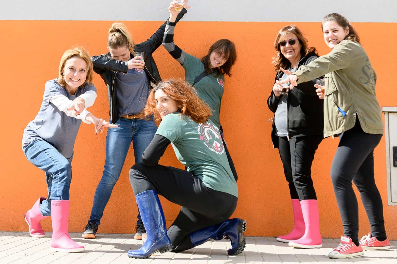 Pink Boots Society Spain1 - Las mujeres cerveceras apuestan por el cambio