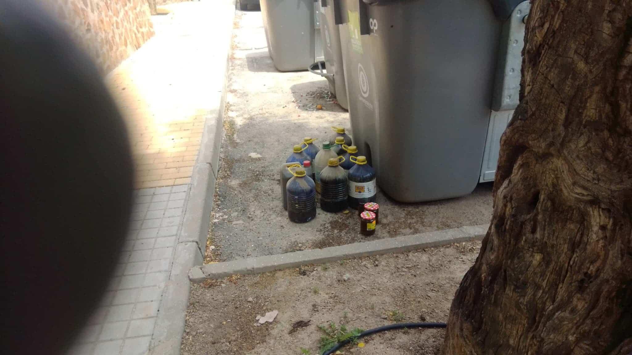 basura desescalada herencia - Las desescalada no debe ser una excusa para NO Cuidar Herencia