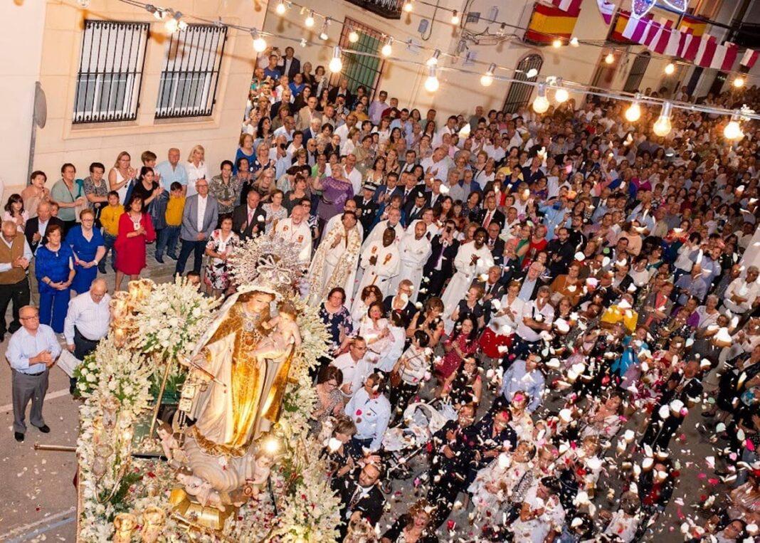 feria herencia virgen 1068x763 - Herencia suspende la Feria 2020 prevista para septiembre por el covid-19