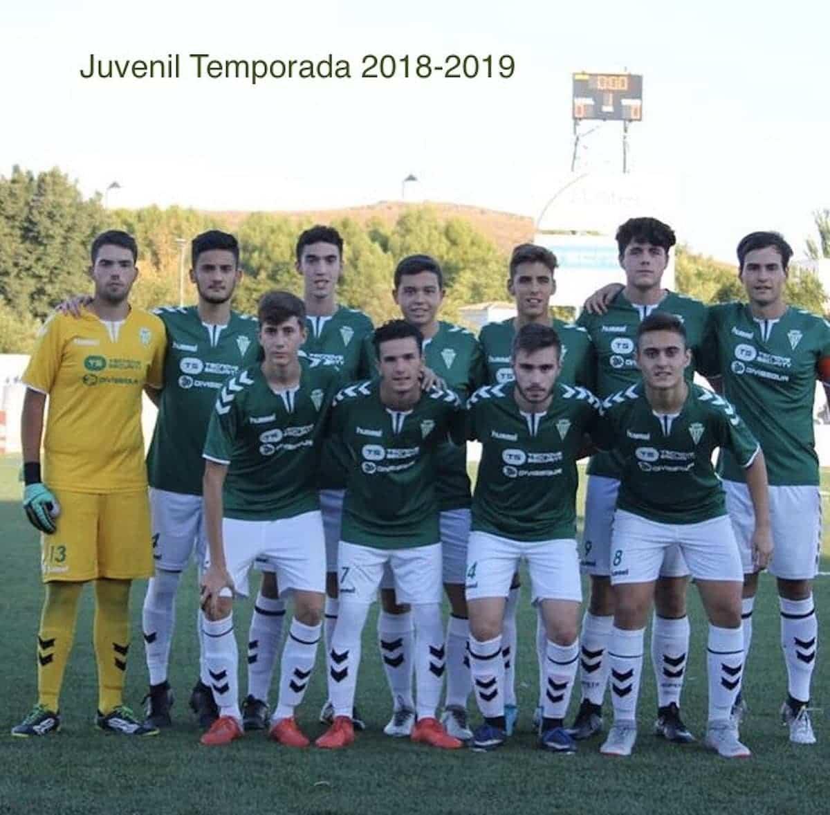 herencia futbol temporada 2018 2019 1 - Un paseo por el tiempo del Herencia Club de Fútbol