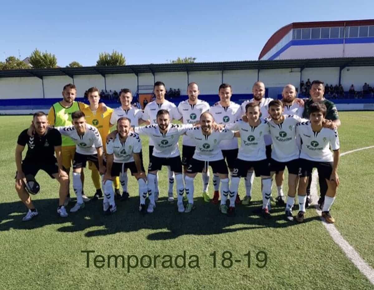 herencia futbol temporada 2018 2019 - Un paseo por el tiempo del Herencia Club de Fútbol