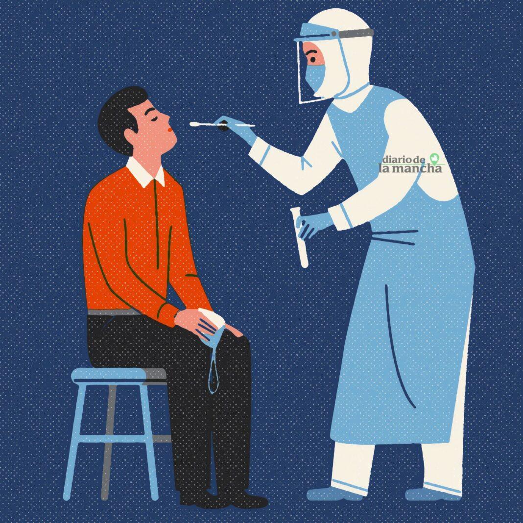 PCR realizados en España desde el inicio de esta pandemia, casi 2 millones 1