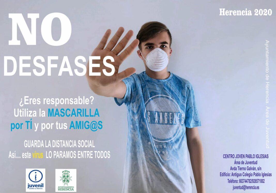 Campaña de concienciación para el uso de mascarillas entre los adolescentes 1