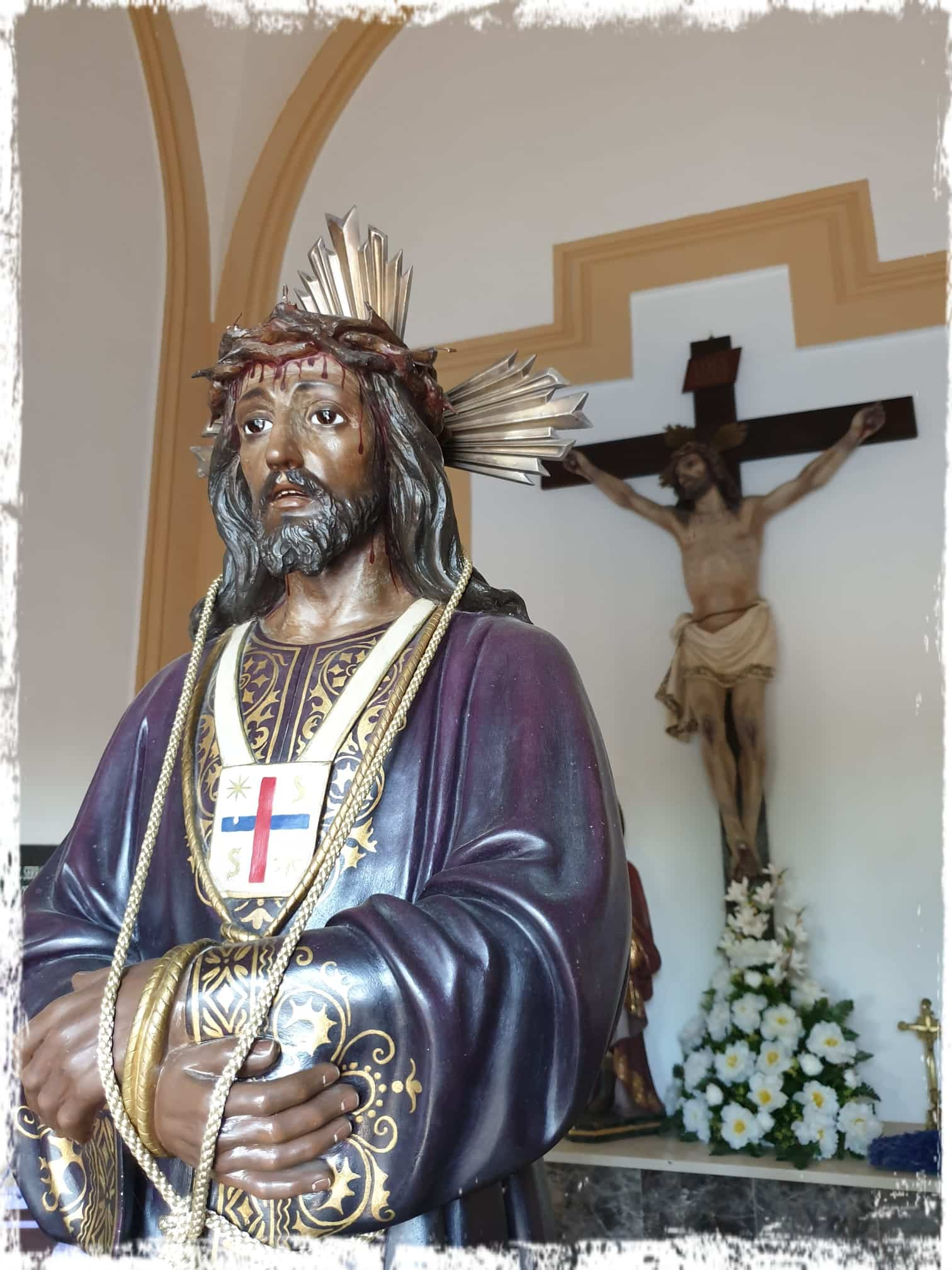 Medinaceli ermita cementerio - La hermandad de Medinaceli reabre la capilla del cementerio