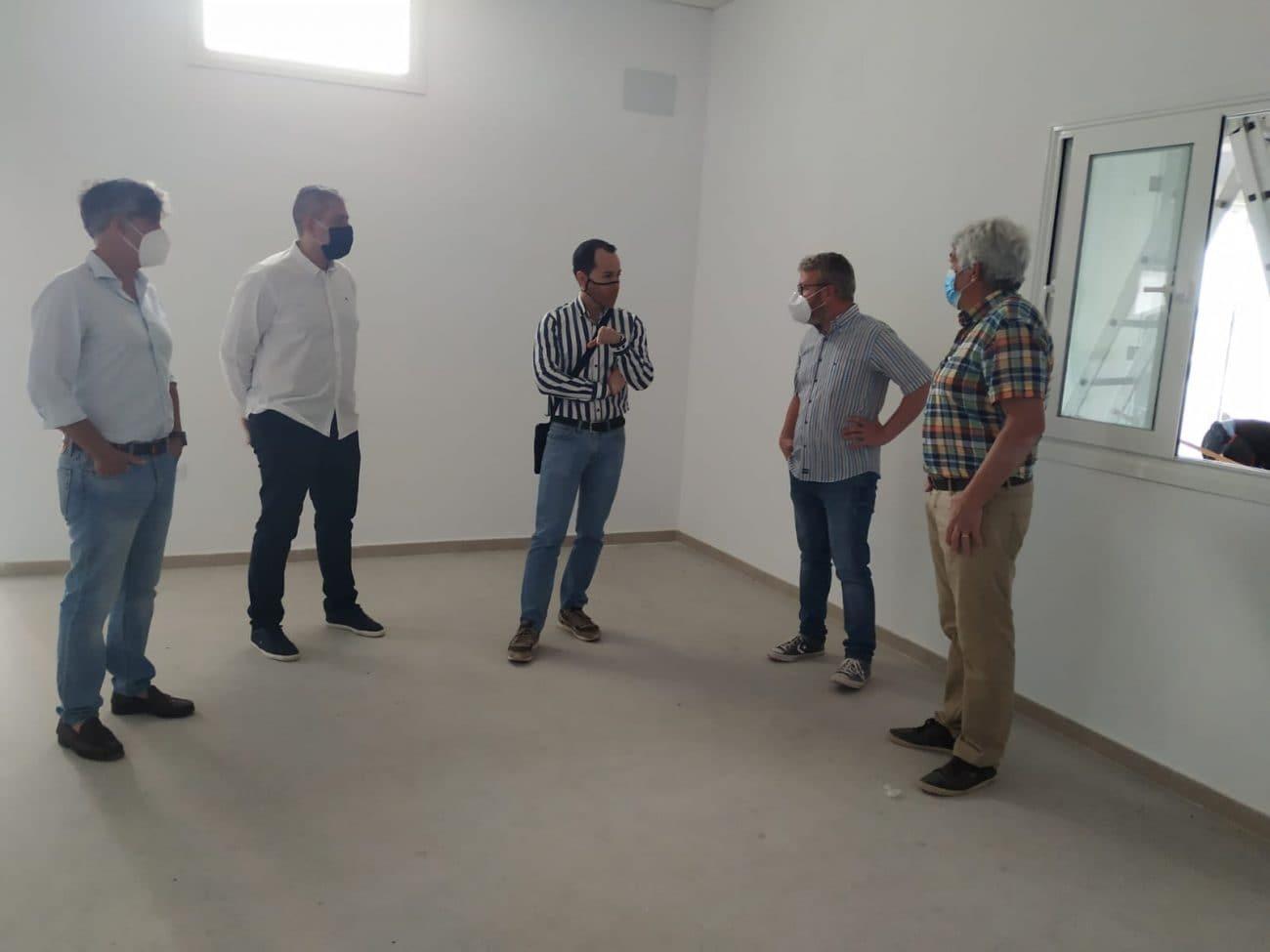 El Centro de Interpretación del Queso herenciano abrirá en próximo año 10