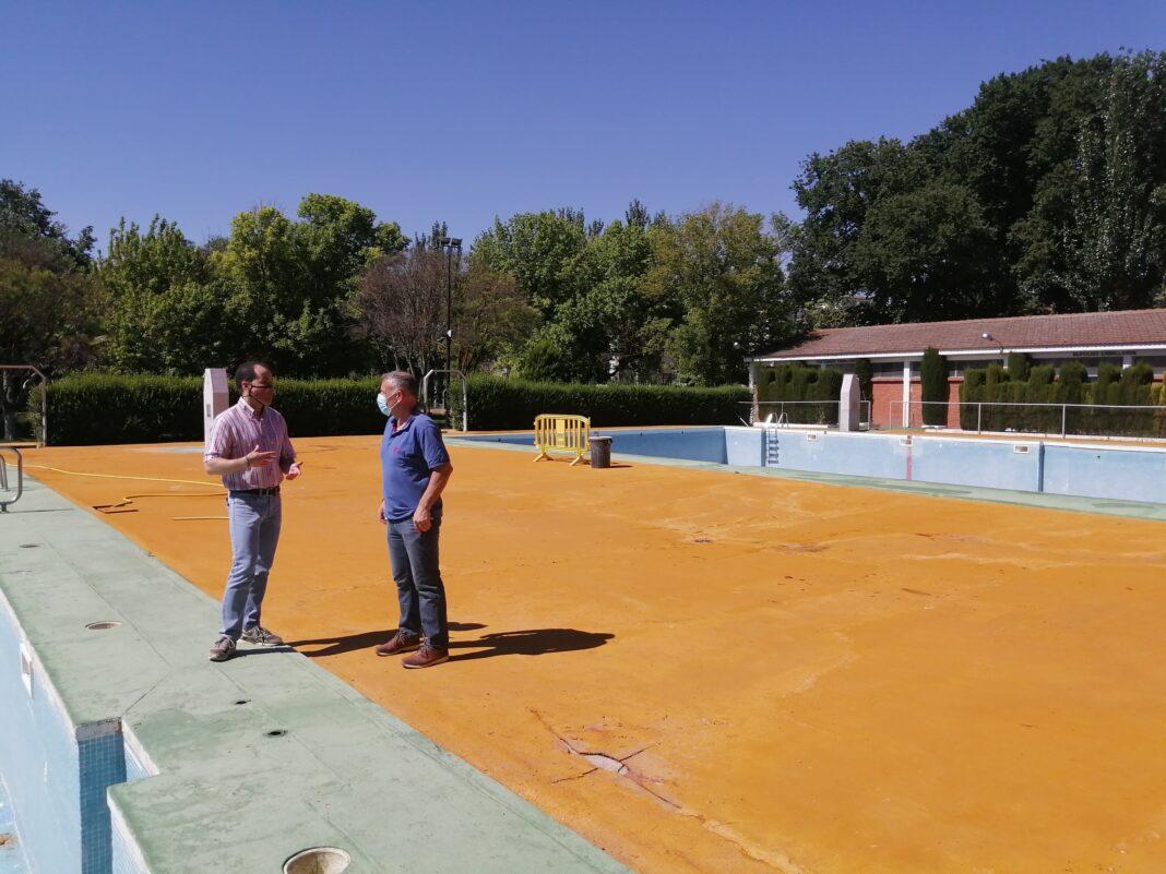 apertura piscina herencia coronavirus 2 1068x801 - Herencia abrirá la piscina municipal el próximo 1 de julio con medidas excepcionales