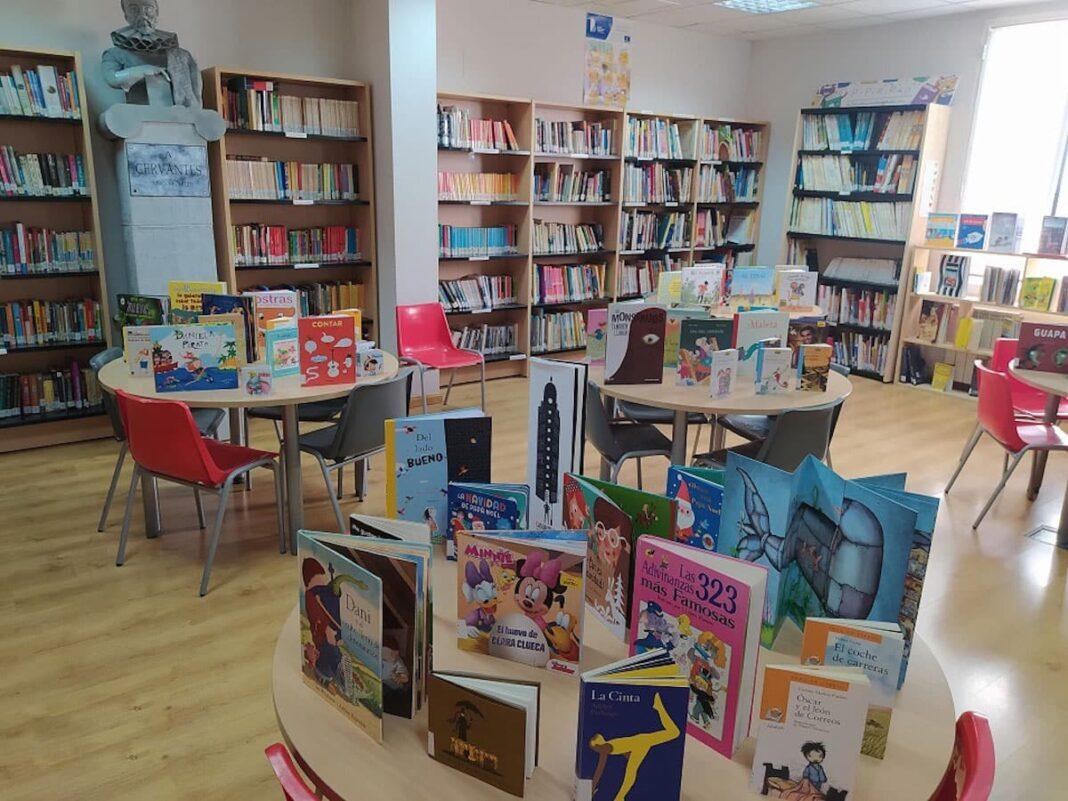 """La Biblioteca Municipal """"Miguel Cervantes"""" vuelve abrir después de las medidas especiales 4"""