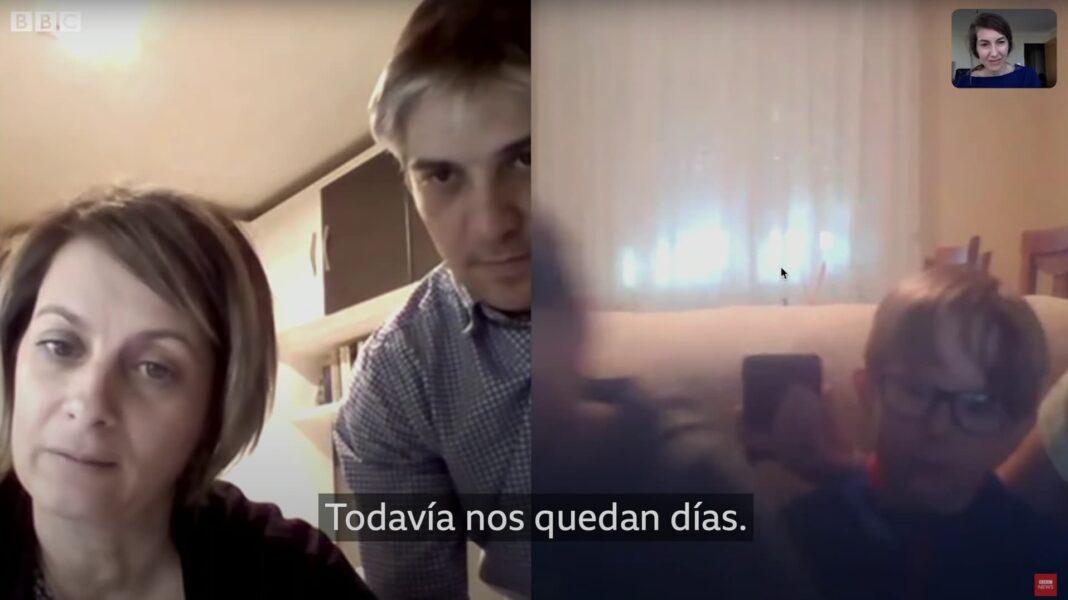 """captura documental coronavirus 1068x600 - Herencia en la BBC: """"Los héroes que le hicieron frente al coronavirus en España"""""""
