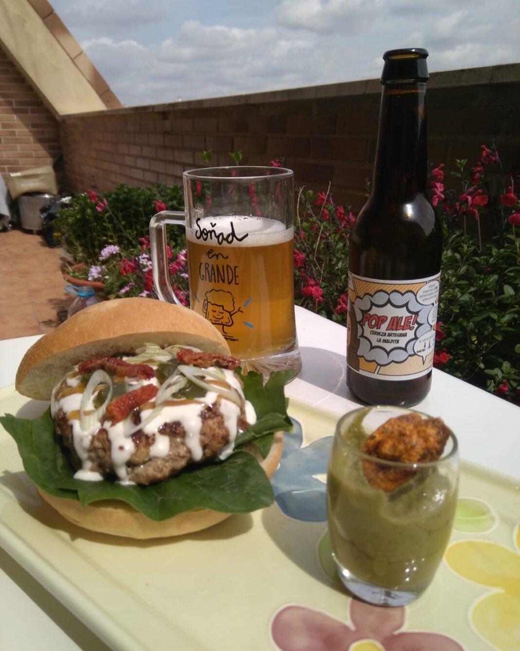 ganador concurso gastronomico fotografico herencia 1068x1335 - La Herenciana's Burger ganadora del Concurso Fotográfico-Gastronómico