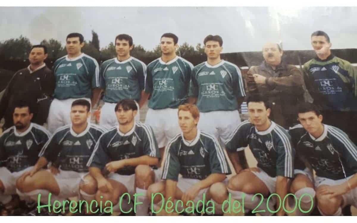 herencia futbol decada 2000 - Un paseo por el tiempo del Herencia Club de Fútbol, tercera parte