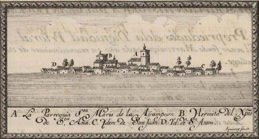 Las epidemias de 1770 y 1855 en Villafranca de los Caballeros 1