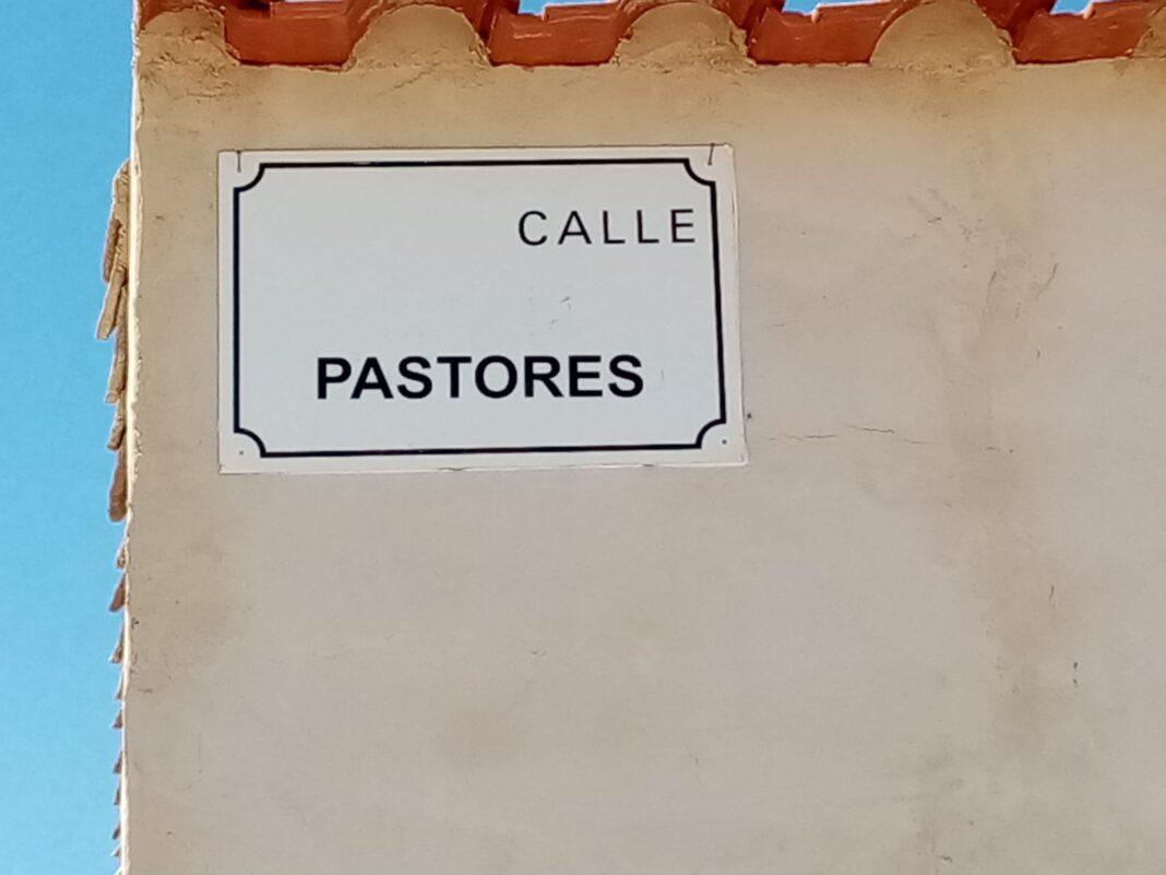 Herencia ya tiene una calle dedicada a la profesión de los pastores 4