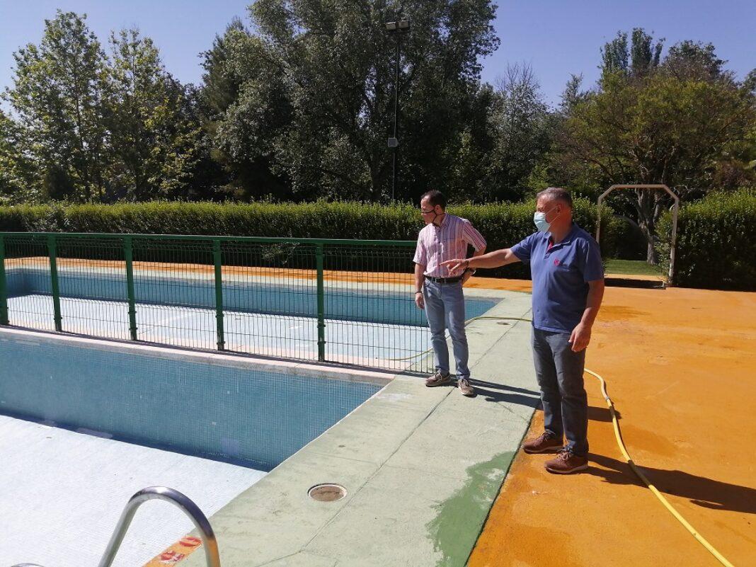 Novedades para la apertura segura de la piscina municipal 4
