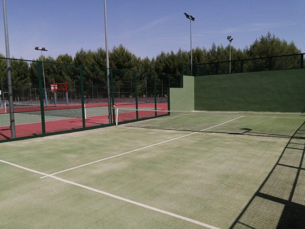I Torneo Americano de Pádel en Herencia en abril 4