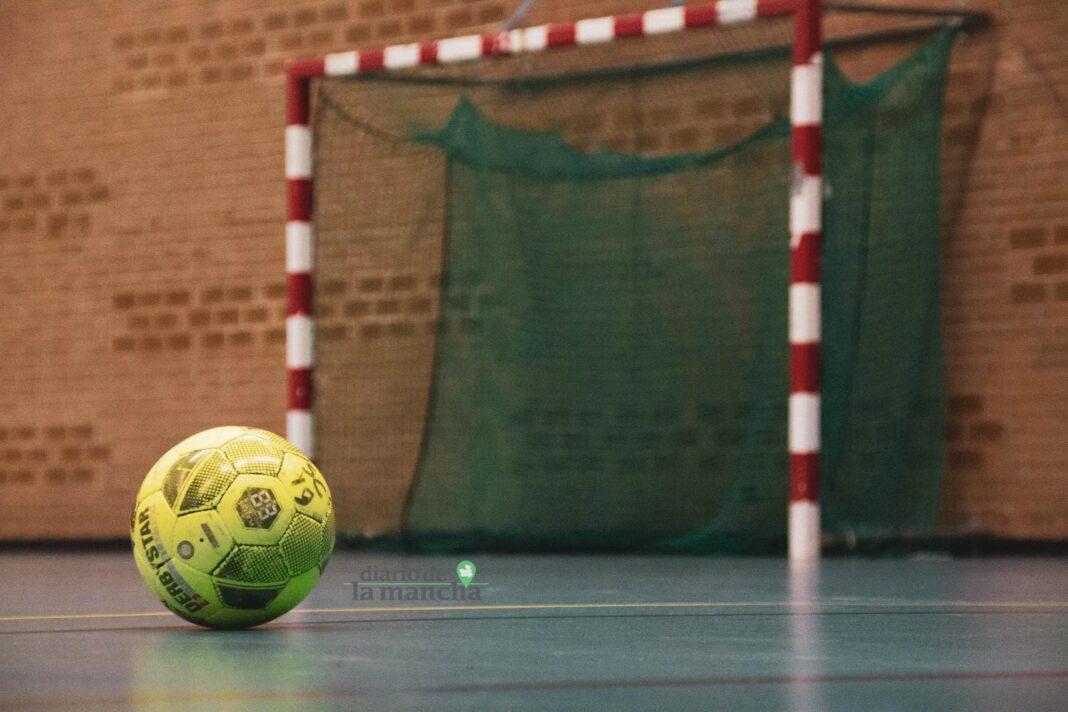 porteria balon balonmano 1068x712 - Cancelación del Torneo de Balonmano Quijote's Handball Cup en Herencia