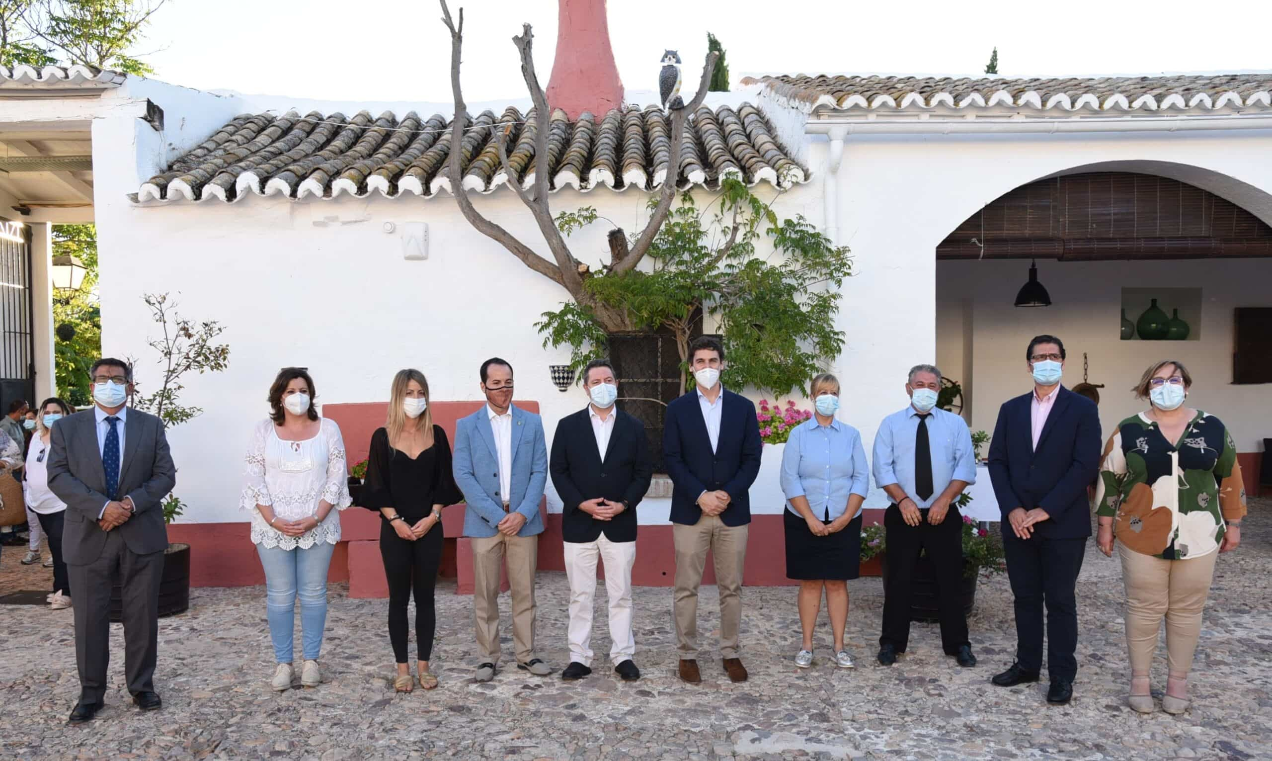 La nueva iluminación artística de los Molinos de Herencia incentivan su atractivo turístico 3