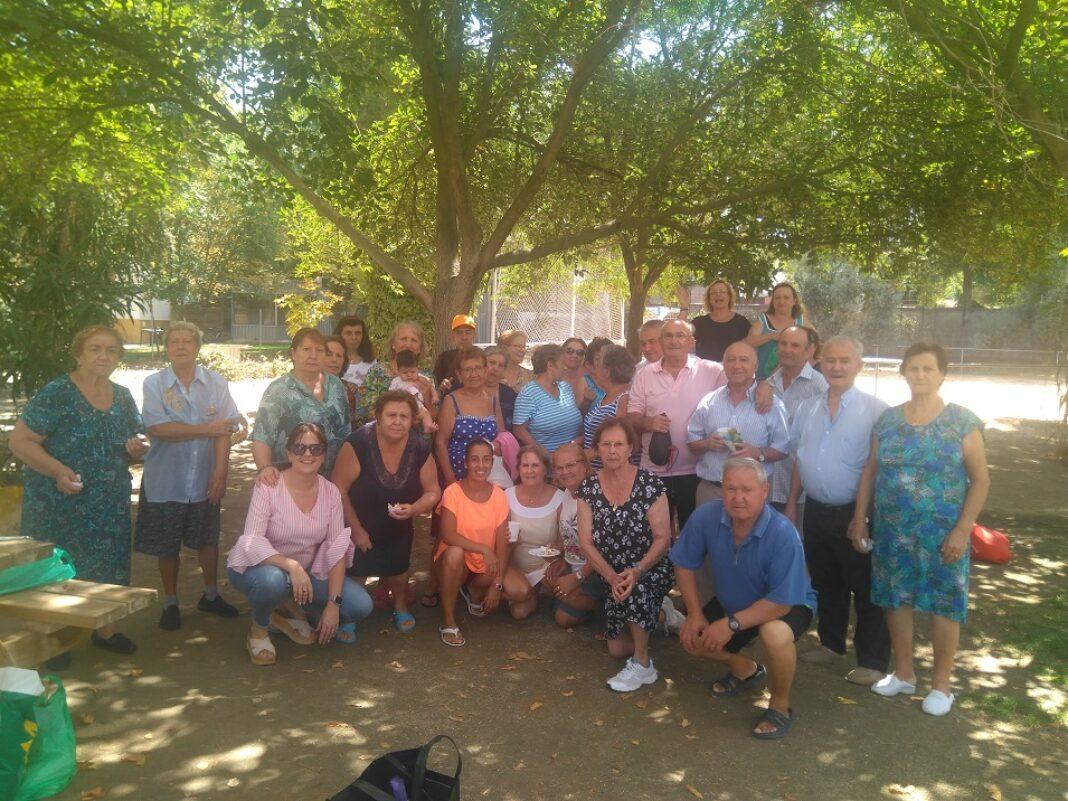 Reanudación de las actividades al aire libre para los mayores 4