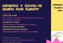 Género y Covid 19 218x150 - Coordinación de ayuda frente al Coronavirus desde Herencia