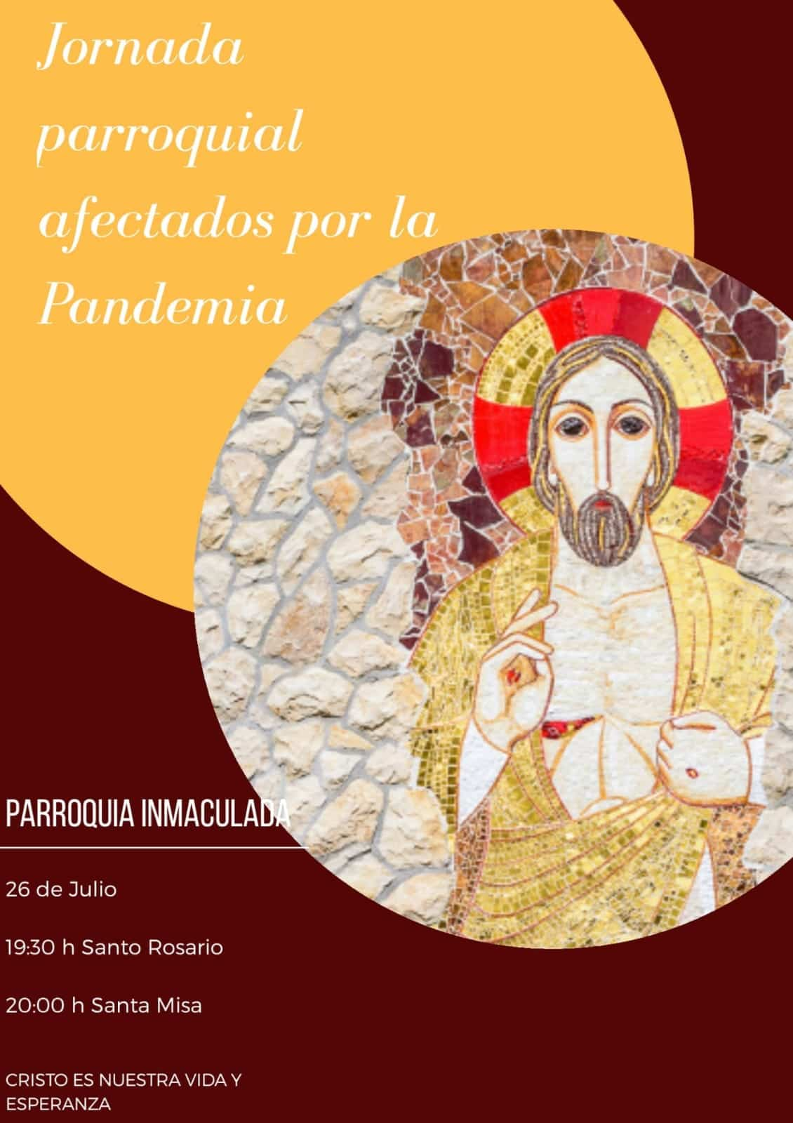 Jornada parroquial por los afectados por la pandemia COVID-19 11