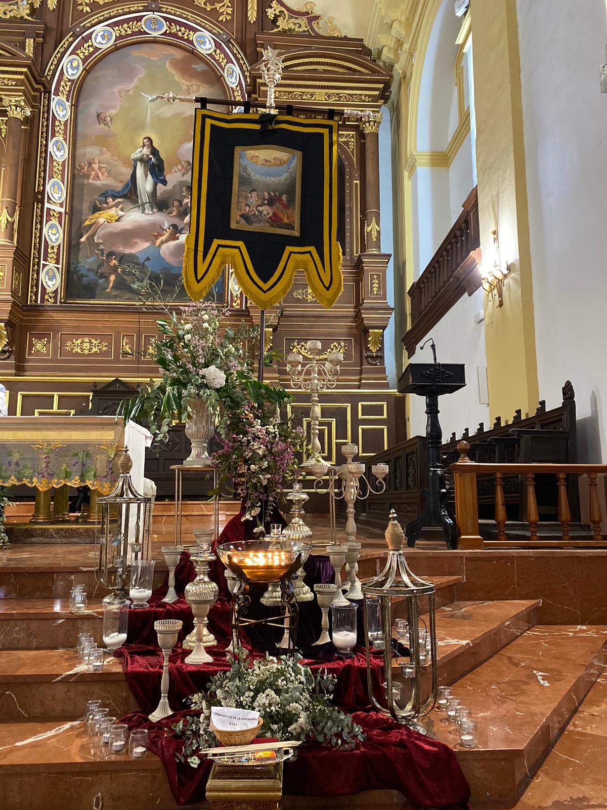 Jornada parroquial por los afectados por la pandemia COVID-19 14