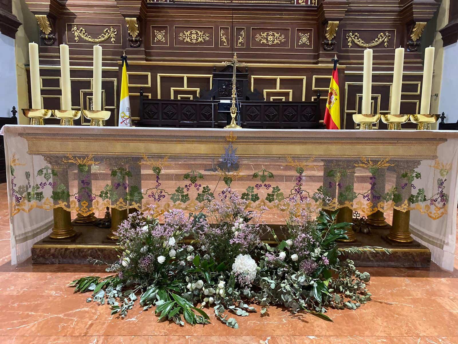 Jornada parroquial por los afectados por la pandemia COVID-19 13