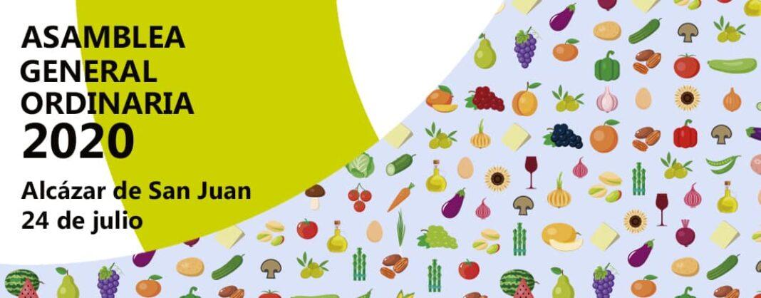 asamblea cooperativas agro alimentarias 2020 1068x418 - Antonio Martín Buitrago recibirá la Insignia de Oro de Cooperativas Agro-alimentarias a título póstumo