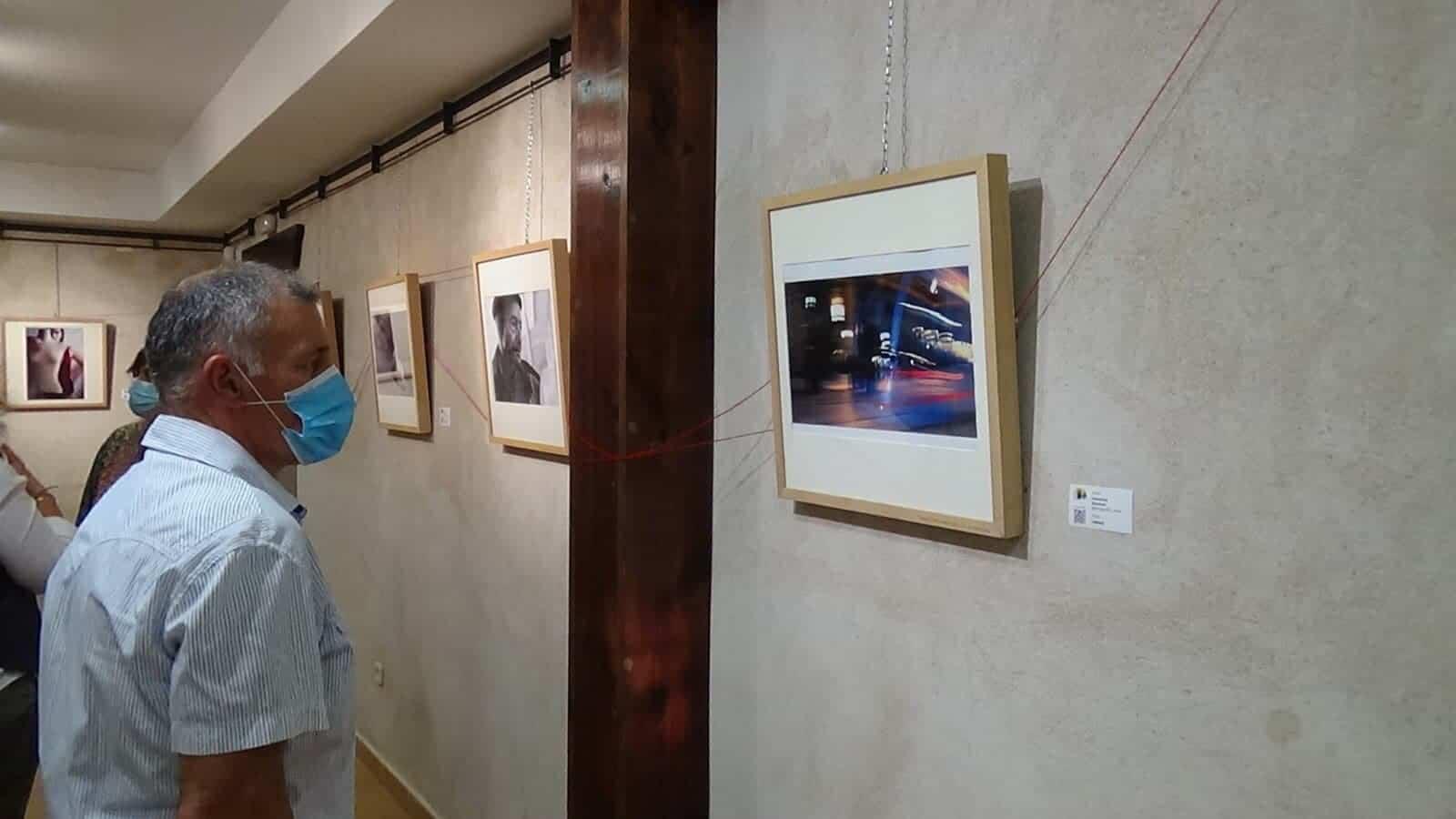inauguaracion ArteJovenHerencia 3 - Inauguración de la Exposición Multicultural de Jóvenes Herencianos #ArteJovenHerencia