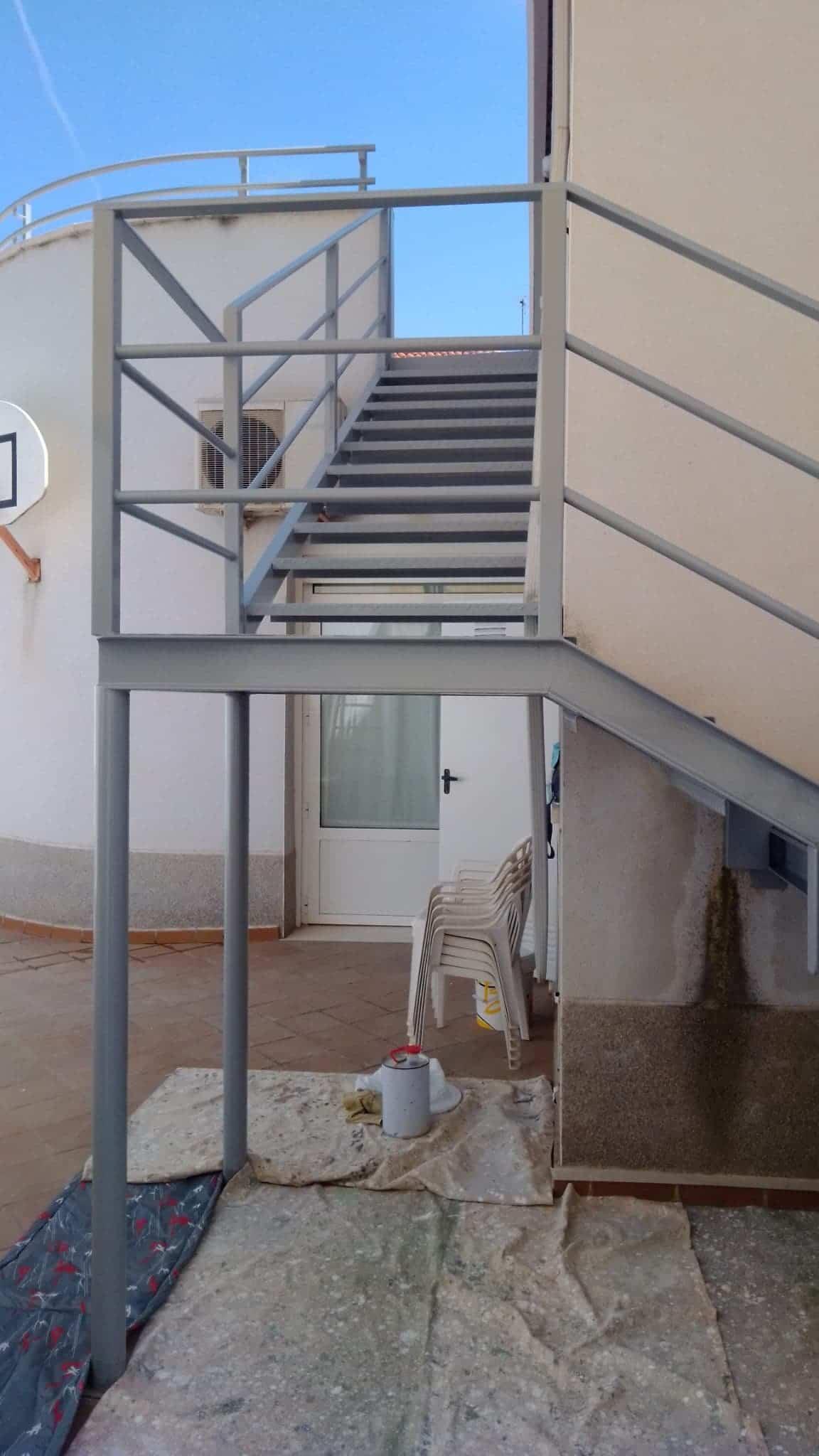mejoras en centro ocupacional picazuelo herencia - Herencia continua realizando mejoras, limpiezas y recogiendo residuos