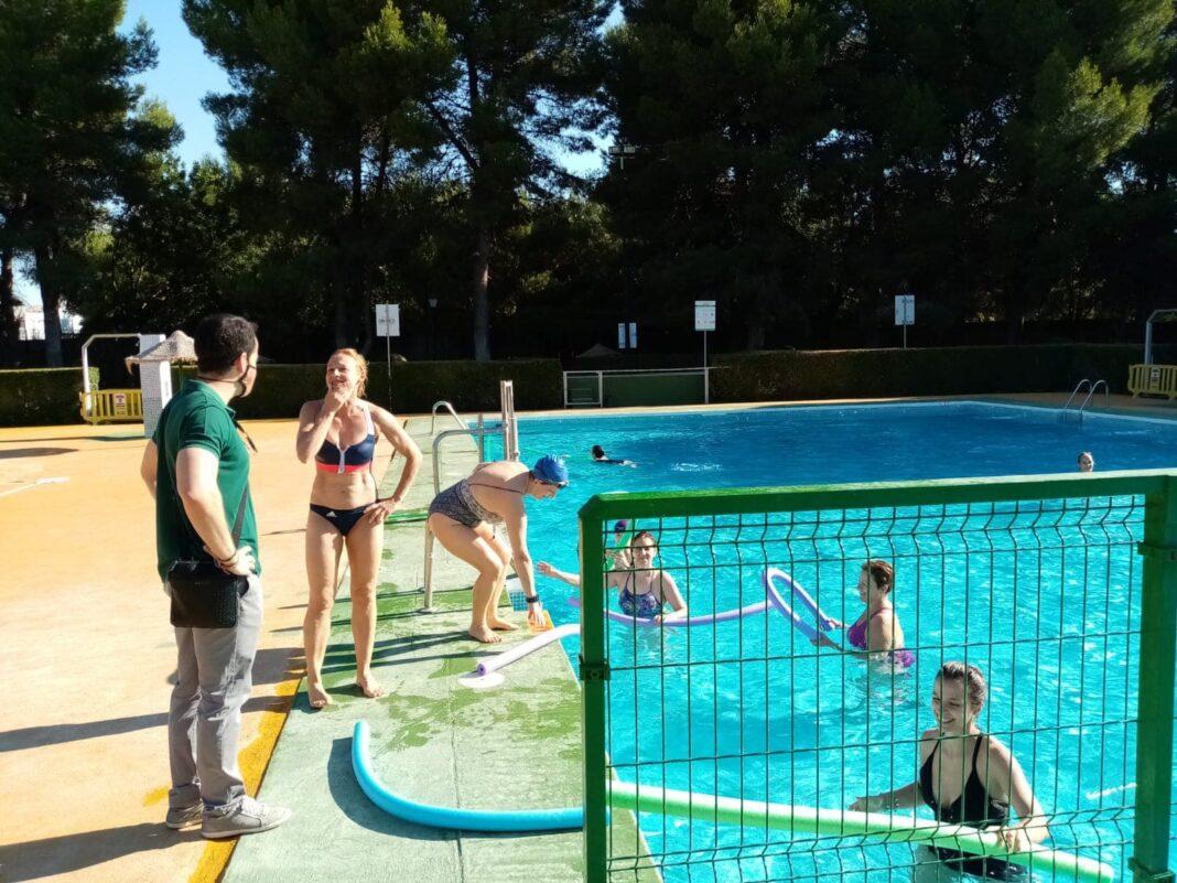 Pilates Summer un éxito de participación en Herencia 1