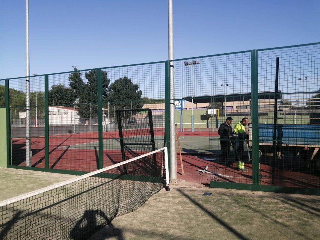 pistas padel herencia 1 1068x801 - Vuelve la Liga de Verano de Pádel 2020 en Herencia
