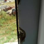 Destrozos en la ermita El Sepulcrillo de la Sierra de San Cristóbal 5