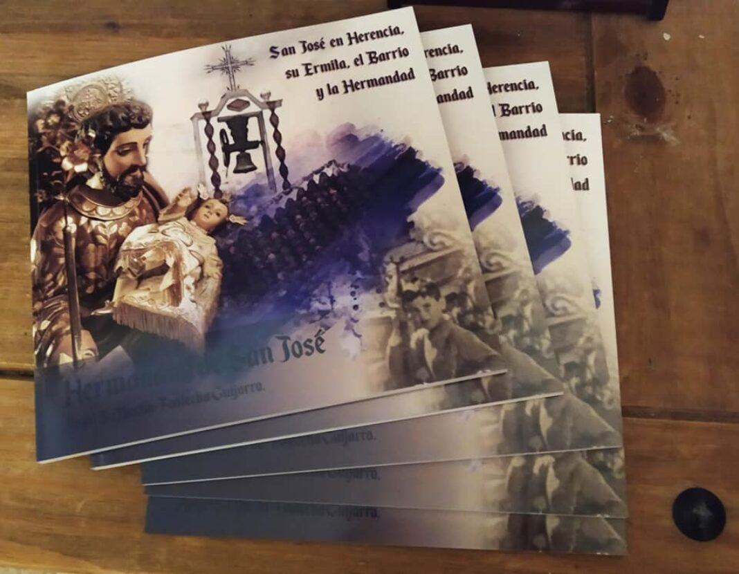 """Libro San Jose en Herencia 1068x830 - Presentación del libro """"San José en Herencia: su ermita, el barrio y la hermandad"""""""