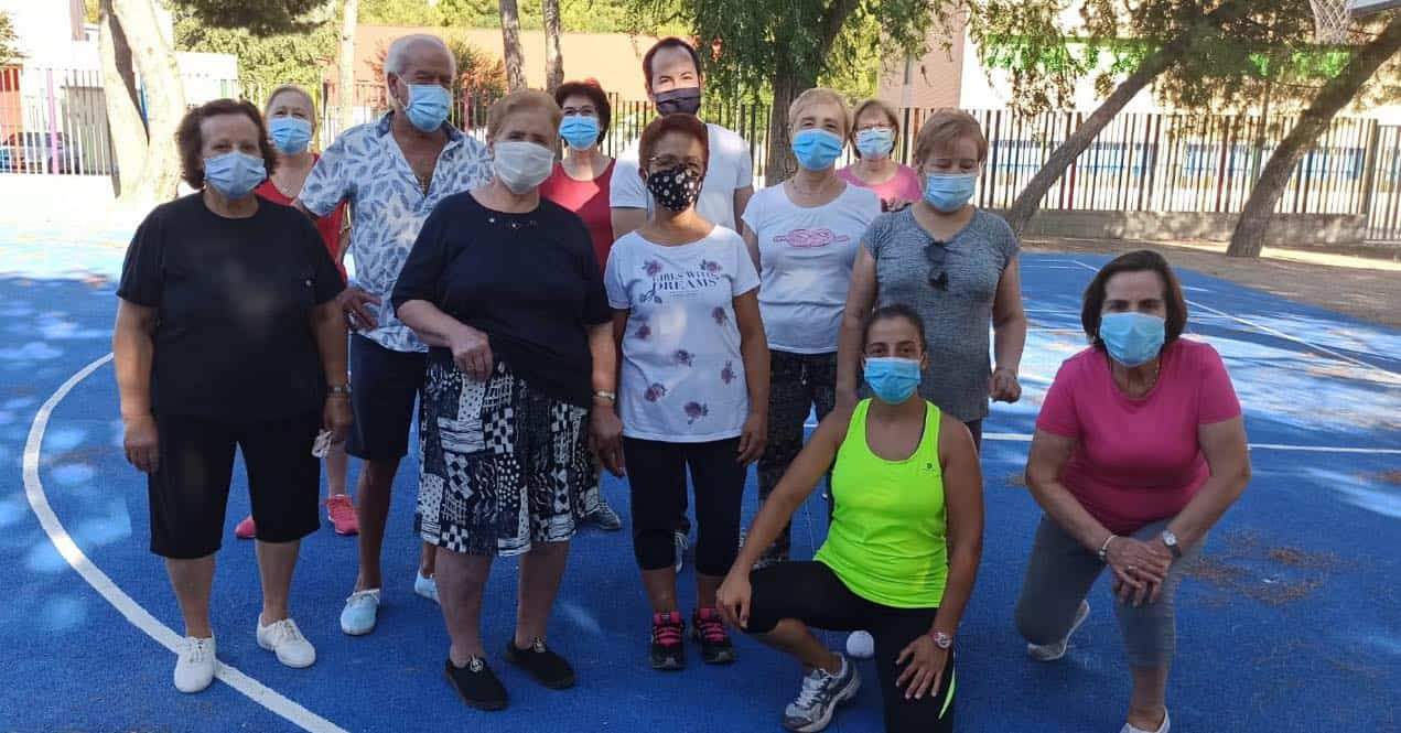 Los mayores de Herencia siguen activos con la programación de verano 19