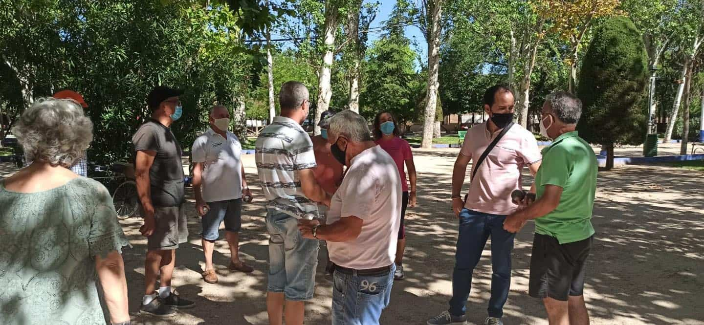 Los mayores de Herencia siguen activos con la programación de verano 27