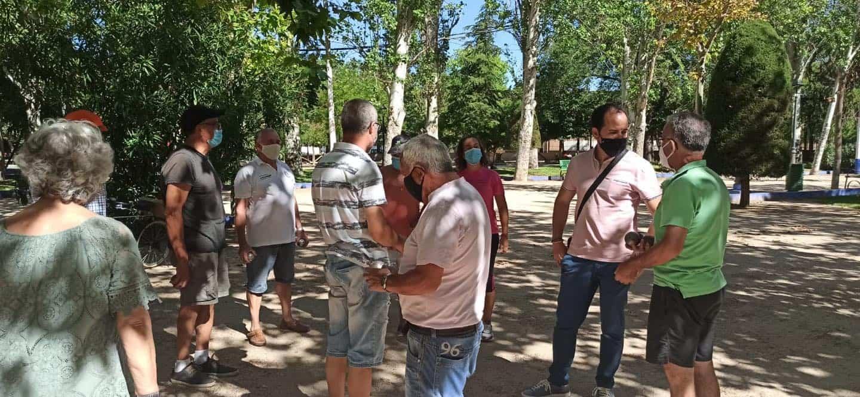 actividades mayores verano 2020 herencia 10 - Los mayores de Herencia siguen activos con la programación de verano