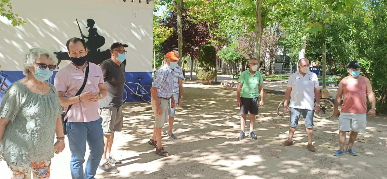 Los mayores de Herencia siguen activos con la programación de verano 20