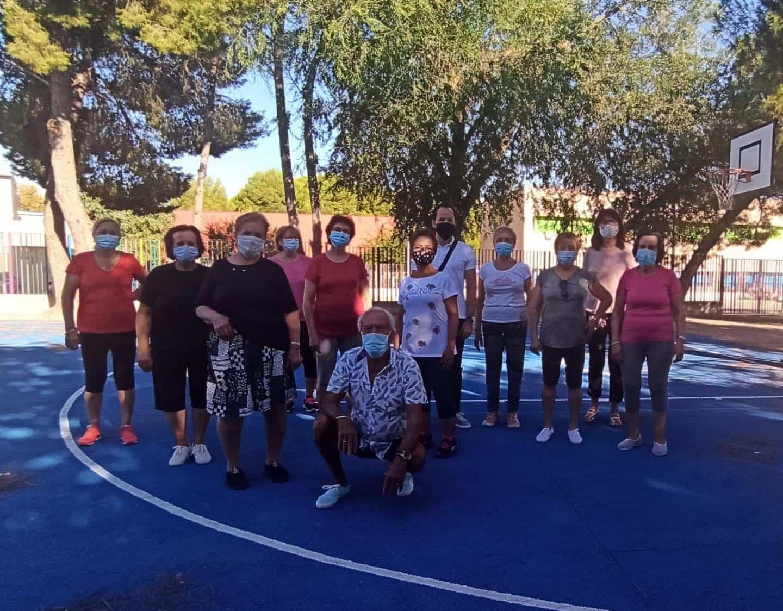 Los mayores de Herencia siguen activos con la programación de verano 23