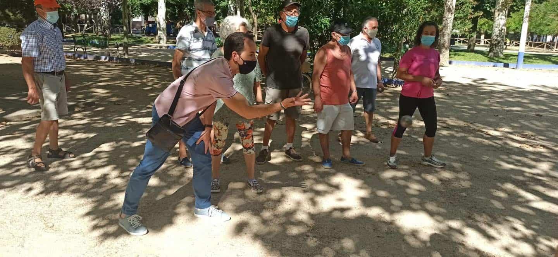 Los mayores de Herencia siguen activos con la programación de verano 24