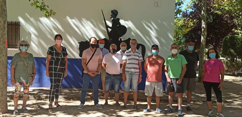 Los mayores de Herencia siguen activos con la programación de verano 25