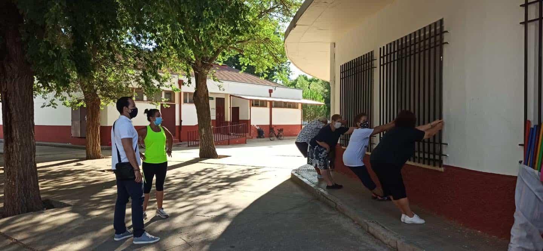 Los mayores de Herencia siguen activos con la programación de verano 26