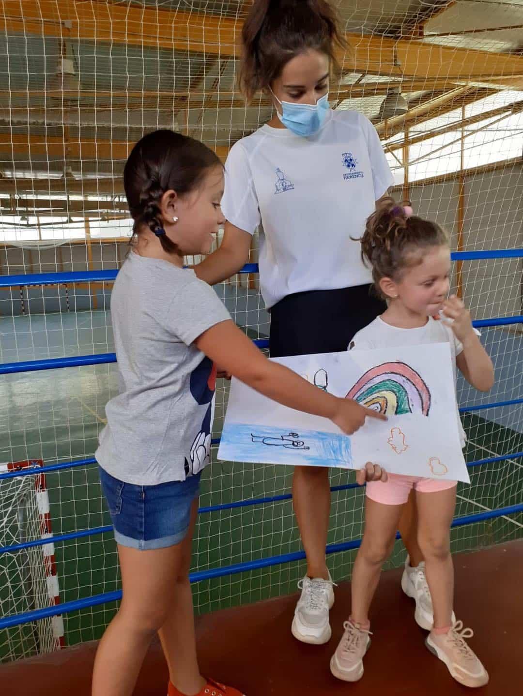 aller multideportivo julio 2020 herencia 11 - Finaliza la segunda convocatoria del Taller Multideportivo en Herencia