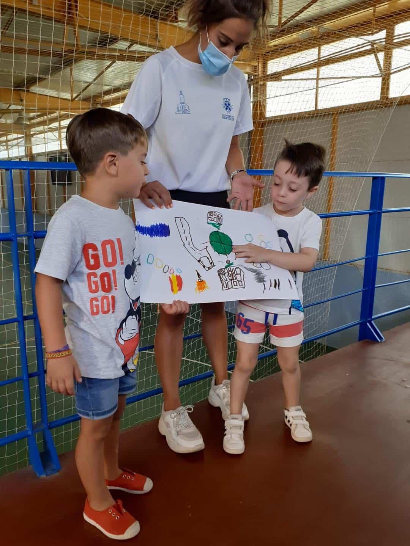 aller multideportivo julio 2020 herencia 12 - Finaliza la segunda convocatoria del Taller Multideportivo en Herencia