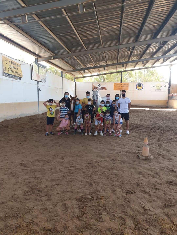 Finaliza la segunda convocatoria del Taller Multideportivo en Herencia 25