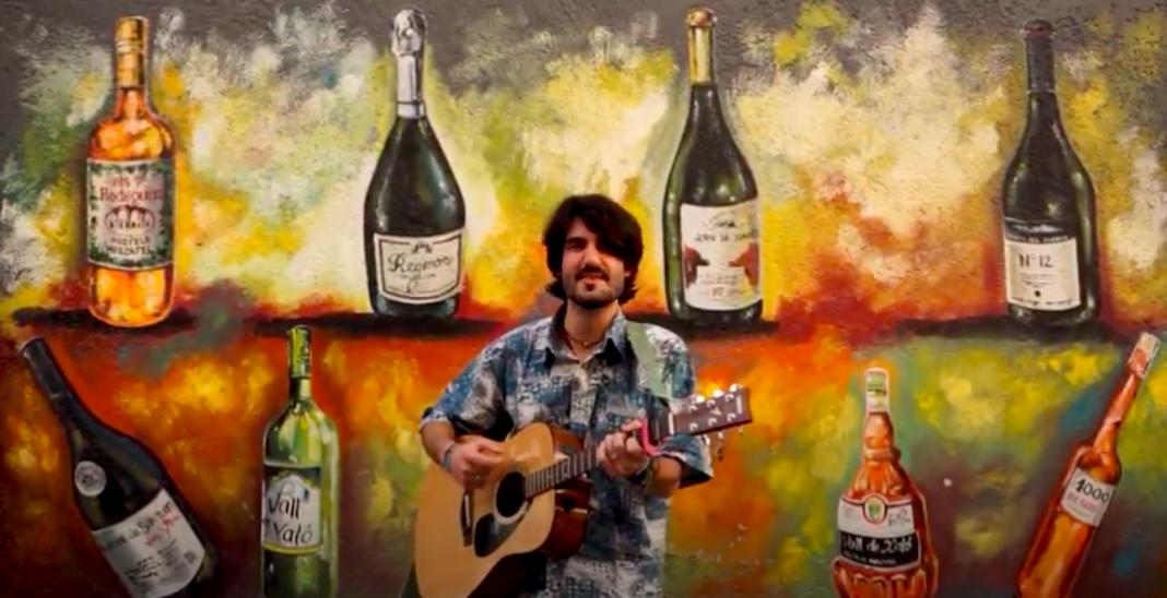 """alvaro Deple Balanza 1068x548 - Álvaro Deplé lanza su tercer single titulado """"Balanza"""""""