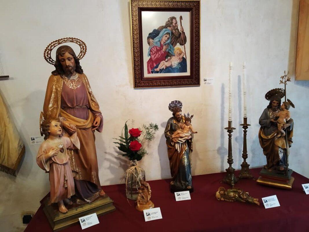 """exposicion el legado de San jose 1068x801 - La exposición """"El legado de San José"""" podrá verse durante una semana más"""